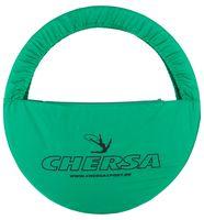 Чехол для обруча с карманом D 750 (зелёный)