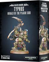 Warhammer 40.000. Death Guard. Typhus. Herald of the Plague God (43-53)