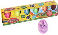 Пластилин шариковый (крупнозернистый; 6 цветов)