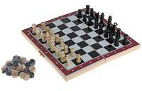 Шашки, шахматы, нарды (арт. 273155)
