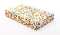 """Подарочная коробка """"Traditional. Florentine Style"""" (11,5х18х2,8 см; красные элементы)"""