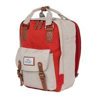 Рюкзак 17205 (12,1 л; бежевый/красный)