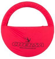 Чехол для обруча с карманом D 750 (красный)