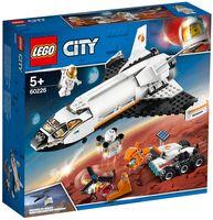 """LEGO City """"Шаттл для исследований Марса"""""""