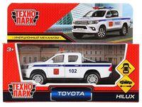"""Модель машины """"Toyota полиция"""""""