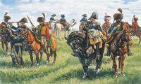 "Набор миниатюр ""Napoleon`s General Staff"" (масштаб: 1/72)"