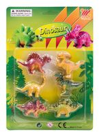 """Набор фигурок """"Динозавры"""" (6 шт.)"""