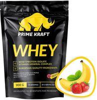 """Протеин """"Whey"""" (900 г; клубника-банан)"""