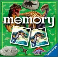 Мемори Динозавры (+ постер)