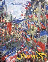 Оскар Клод Моне. Флаги