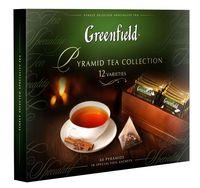 """Чай """"Greenfield. Коллекция"""" (60 пакетиков; ассорти)"""
