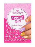 "Наклейки для дизайна ногтей ""Nail stickers"" тон: sweet girl"
