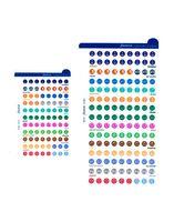 """Набор стикеров Filofax """"Для органайзера"""" (pocket, multi-colored)"""