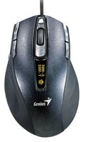 Игровая лазерная мышь Genius Ergo 555