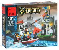 """Конструктор """"Knights. Налет на темницу"""" (111 деталей)"""