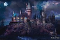 "Постер ""Harry Potter. Hogwarts"""