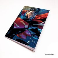 """Блокнот белый """"Супермен"""" А7 (408)"""