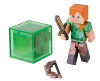 """Фигурка """"Minecraft. Alex With Sword And Bow"""" (8 см)"""
