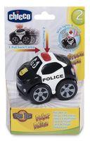 """Машинка инерционная """"Police"""" (со световыми и звуковыми эффектами)"""
