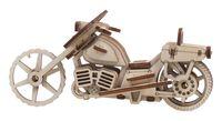 """Сборная деревянная модель """"Мотоцикл Майк"""""""