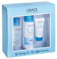 """Подарочный набор """"My Uriage Starter"""" (термальная вода, мицеллярная вода, крем для лица)"""