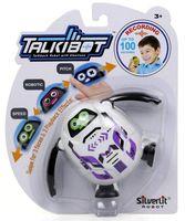 """Интерактивная игрушка """"Talkibot"""" (белый; со световыми эффектами)"""