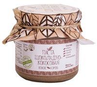"""Паста кокосово-арахисовая """"Древо Жизни. Шоколадно-кокосовая"""" (200 г)"""