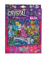 "Аппликация из страз ""Crystal Mosaic. Золушка"""