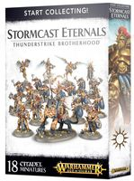 Warhammer Age of Sigmar. Stormcast Eternals. Thunderstrike Brotherhood. Start Collecting (70-99)