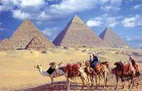 """Пазл """"Пирамиды Хеопса в Египте"""" (1000 элементов)"""