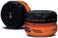"""Воск для укладки волос """"Spider. BlackWidow"""" средней фиксации (100 мл)"""