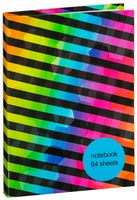 "Записная книжка ""Rainbow Geometry"" (А6)"