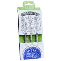"""Набор для выращивания растений """"Растущий карандаш. Итальянские травы"""" (графитные; 3 шт.)"""