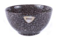 Салатник керамический (145 мм; гранит)