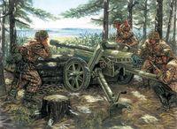 """Противотанковая пушка """"PAK 97/38"""" (масштаб: 1/35)"""