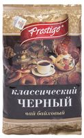 """Чай черный листовой """"Prestige. Классический"""" (100 г; в пакете)"""