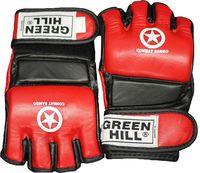 """Перчатки для MMA """"Combat Sambo"""" MMR-0027CS (M; красные)"""