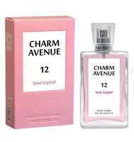 """Туалетная вода для женщин """"Charm Avenue 12. Love Crystal"""" (60 мл)"""
