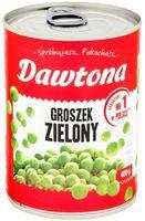 """Горошек зеленый """"Dawtona"""" (400 г)"""