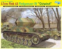 "Зенитная самоходная установка ""3.7cm FlaK 43 Flakpanzer IV Ostwind"" (масштаб: 1/35)"