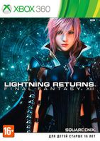 Lightning Returns: Final Fantasy XIII [Xbox 360]