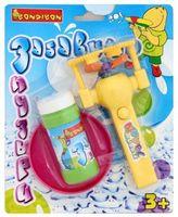 """Игрушка для выдувания мыльных пузырей """"Вертушка"""" (арт. ВВ0470)"""