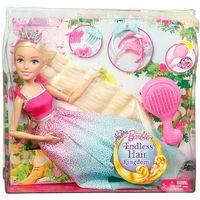 """Кукла """"Барби. Сказочно-длинные волосы"""""""