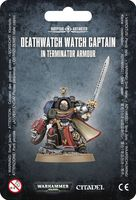 Warhammer 40.000. Deathwatch. Terminator Captain (39-23)