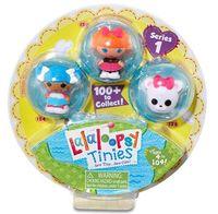 """Набор кукол """"Lalaloopsy Tinies. Трио. Стиль 2"""""""