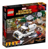 """LEGO Super Heroes """"Берегись Стервятника"""""""