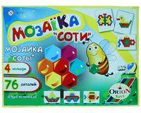"""Мозаика """"Соты"""" (76 деталей)"""