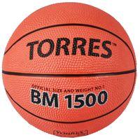 Мяч баскетбольный Torres BM1500 №1