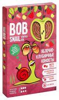 """Конфеты """"Bob Snail. Яблочно-клубничные"""" (60 г)"""