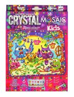 "Аппликация из страз ""Crystal Mosaic. Совы"""